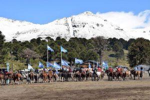 Fiesta del piñón - Cerro pirámide