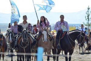 Fiesta del piñón - Ceremonia